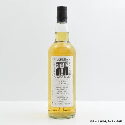 Kilkerran 2009 Distillery Only Bottling