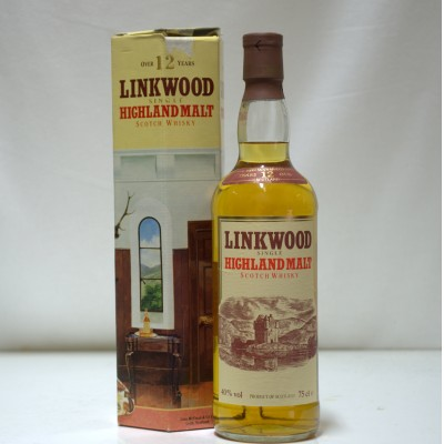 Linkwood 12 Year Old Old Style 75cl