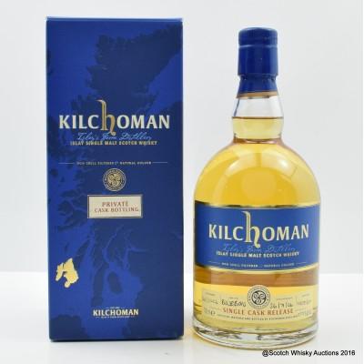 Kilchoman 2006 Private Cask Bottling