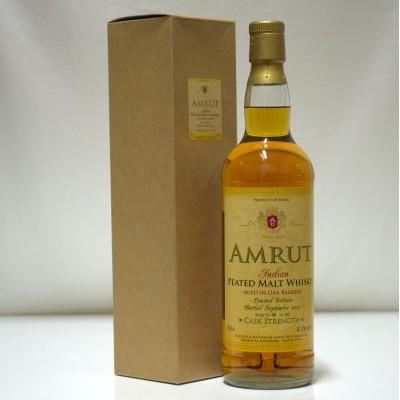 Amrut  Single Cask 2007