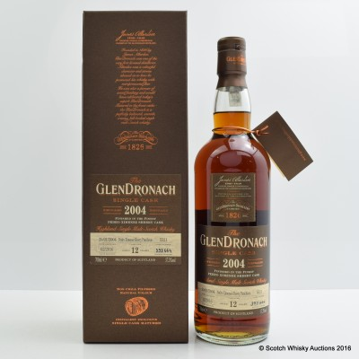 GlenDronach 2004 12 Year Old Single Cask #5521