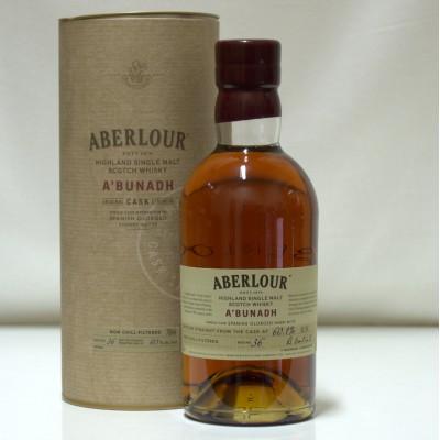 Aberlour A'Bundah Oloroso Batch #36