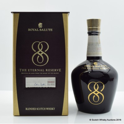 Chivas Royal 21 Year Old The Eternal Reserve