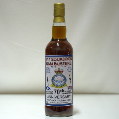 Inchmurrin 15 Year Old Single Cask 617 Dambusters
