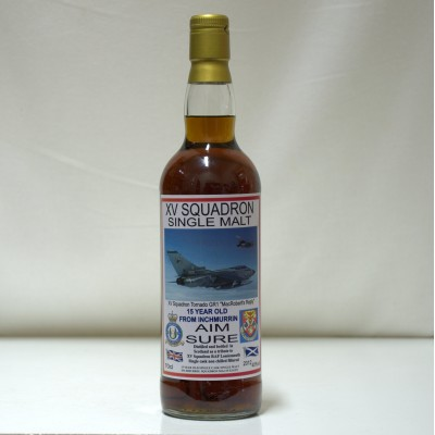 Inchmurrin 15 Year Old Single Cask XV Squadron