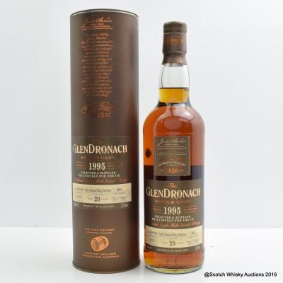 GlenDronach 1995 20 Year Old #4047