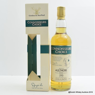 Aultmore 1995 Connoisseurs Choice