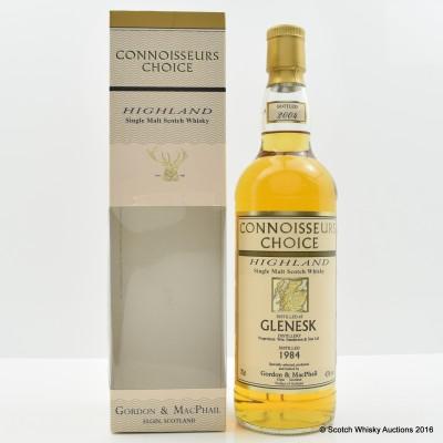 Glenesk 1984 Connoisseurs Choice