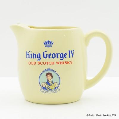 King George IV Water Jug