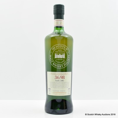 SMWS 36.98 Benrinnes 1997 18 Year Old