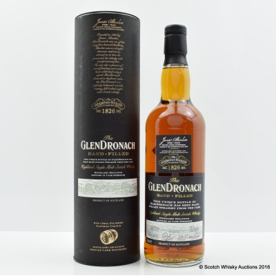 Glendronach 2004 Hand Filled