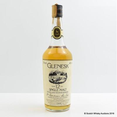 Glenesk 12 Year Old 75cl
