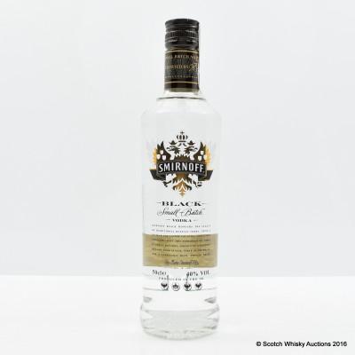 Smirnoff Black Vodka 50cl