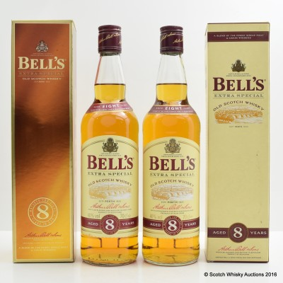 Bell's 8 Year Old 2 x 70cl
