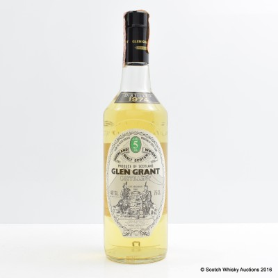 Glen Grant 1974 5 Year Old 75cl