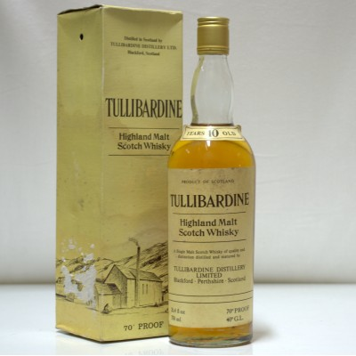 Tullibardine 10 Year Old 26.4 fl oz