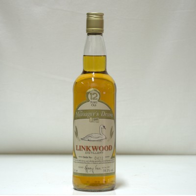 Linkwood 12 Year Old Manager's Dram