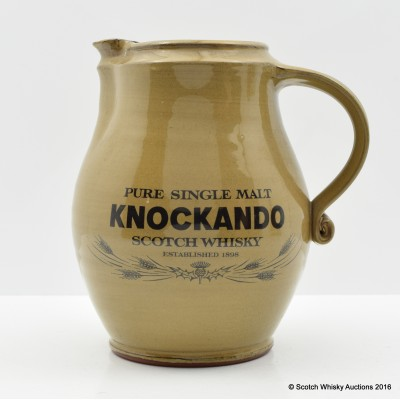Knockando Water Jug