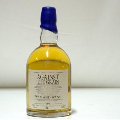 Against The Grain Wax & Wane