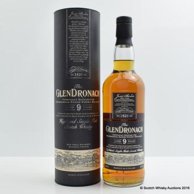 GlenDronach 9 Year Old Danish Release