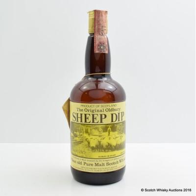 Sheep Dip 8 Year Old 75cl