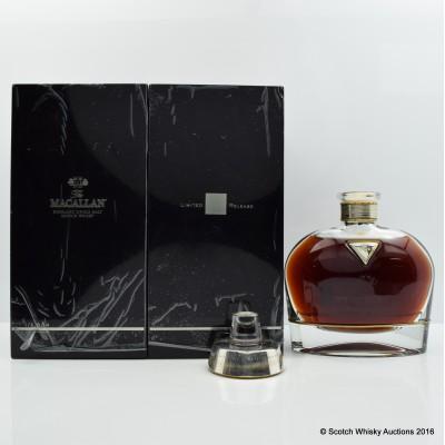 Macallan 1824 Collection MMIX
