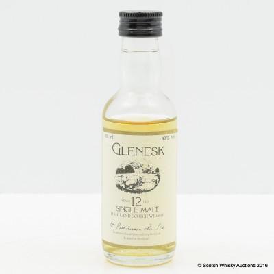 Glenesk 12 Year Old Mini 5cl