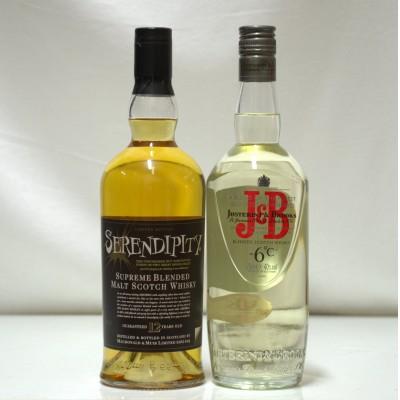 Ardbeg Serendipity & J&B -6