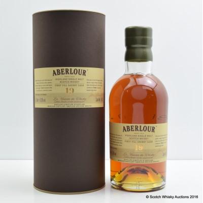 Aberlour 19 Year Old La Maison du Whisky