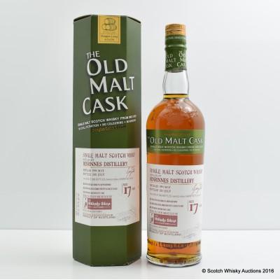 Benrinnes 1994 17 Year Old Old Malt Cask for The Whisky Shop