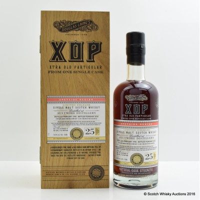 Aultmore 1990 25 Year Old XOP