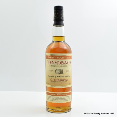 Glenmorangie Sherry Wood Finish