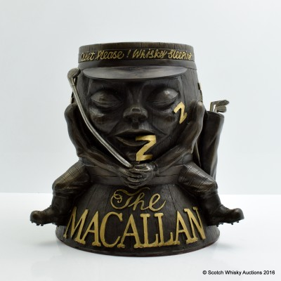 Macallan Sleeping Barrel Ice Bucket
