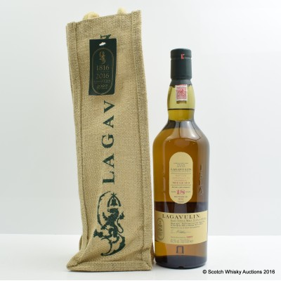 Lagavulin Feis Ile 2016 (with booklet)