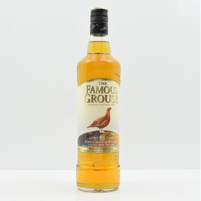 Famous Grouse Travel Retail Exclusive