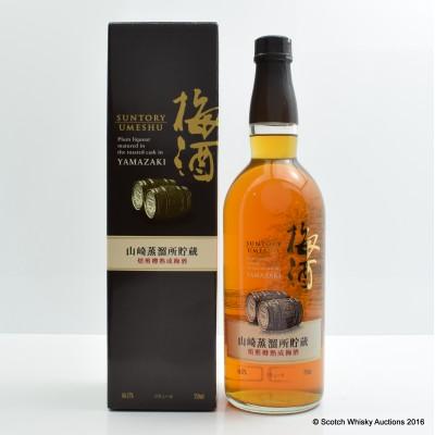 Suntory Plum Liqueur 75cl