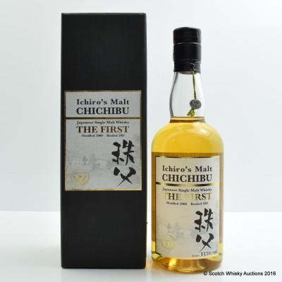 Chichibu Ichiro's Malt The First 2008