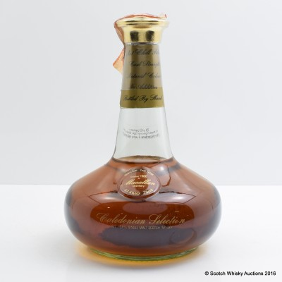 Macallan 1988 Single Cask Caledonian Selection Rinaldi Import