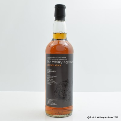 Caperdonich 1972 39 Year Old The Whisky Agency
