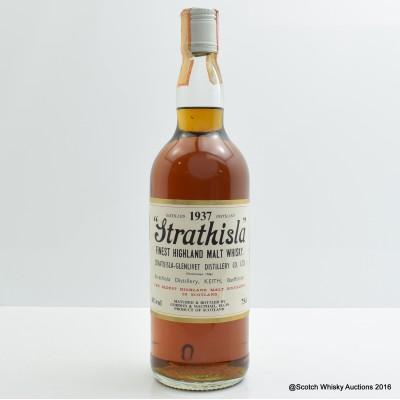 Strathisla 1937 Gordon & Macphail 75cl
