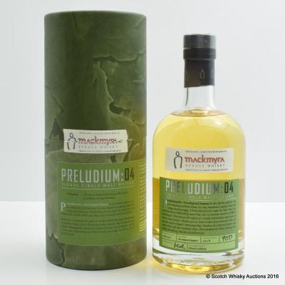 Mackmyra Preludium:04 50cl