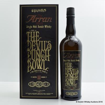 Arran Devil's Punch Bowl Chapter III