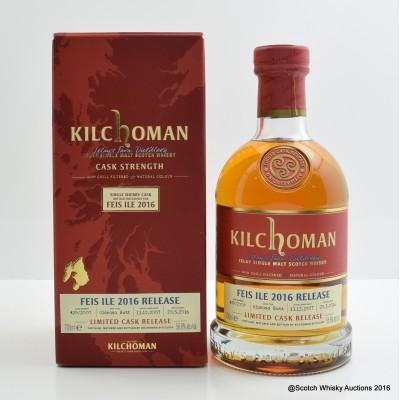 Kilchoman Feis Ile 2016