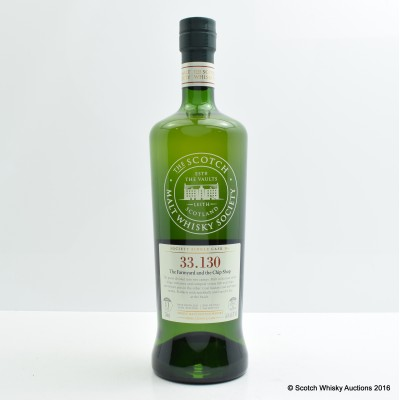 SMWS 33.130 Ardbeg 2002 11 Year Old 75cl