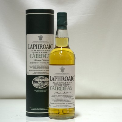 Laphroaig Cairdeas Master's Edition