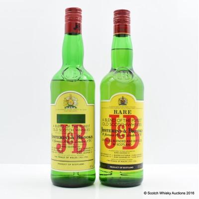 J&B Rare 2 x 70cl