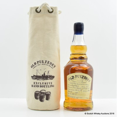 Old Pulteney 1991 16 Year Old Single Cask #149