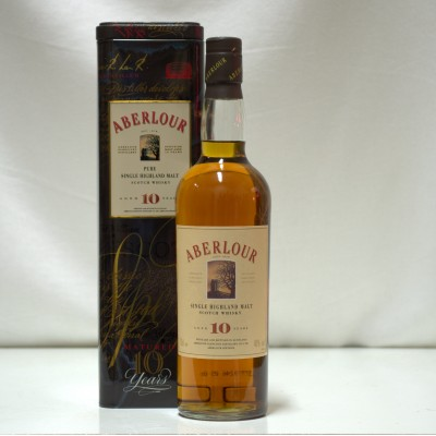 Aberlour 10 Year Old In Tin