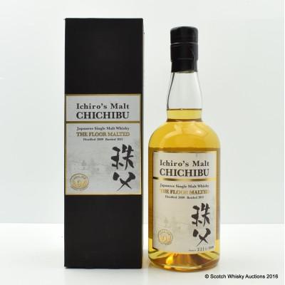 Chichibu Ichiro's Malt The Floor Malted