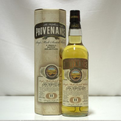 Jura 11 Year Old Provenance